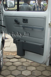 tata winger door trim