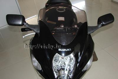 Suzuki Hayabusa GSX1300R Pictorial Review 1 - Car and Bike Blog