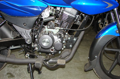 Bajaj Dts Si 125cc Xcd Engine Jpg Vicky In Blog