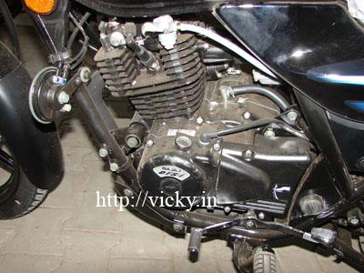 bajaj dtsi engine