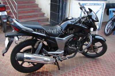 Hero Honda Hunk 150cc Pictorial Review Car And Bike Blog