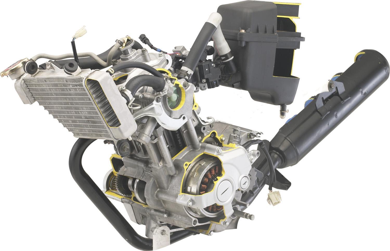 yamaha yzf r15 150cc engine