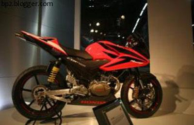 Honda Cbf Stunner 150cc Honda Cbf Stunner Inspired by