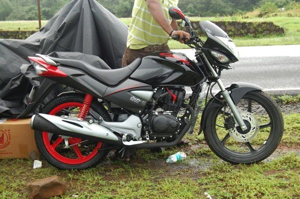 hero honda new cbz x treme 1