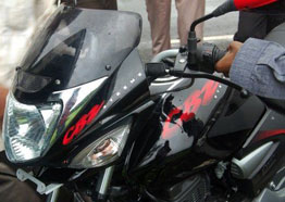 hero honda new cbz x treme 3