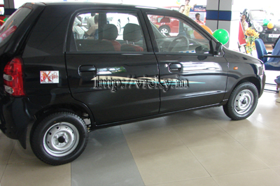 Maruti New Alto Xcite Limited Edition Pictorial Review
