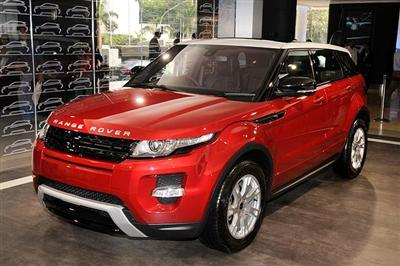 land rover launched range rover evoque in india car and bike blog. Black Bedroom Furniture Sets. Home Design Ideas