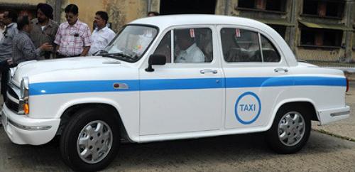 ambassador car new releaseHindustan Motors launches new Ambassador Encore  India