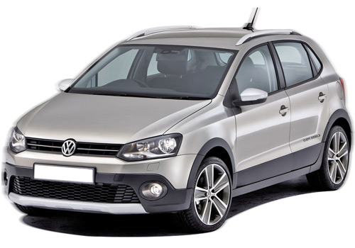 volkswagen to launch new crosspolo car and bike blog. Black Bedroom Furniture Sets. Home Design Ideas