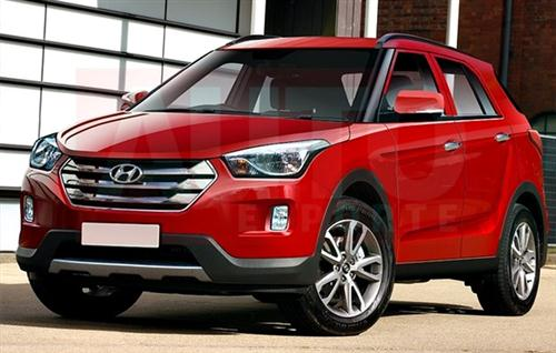hyundai plans to launch new compact suv car and bike blog. Black Bedroom Furniture Sets. Home Design Ideas