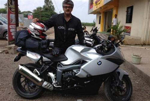 ajith-bike-ride