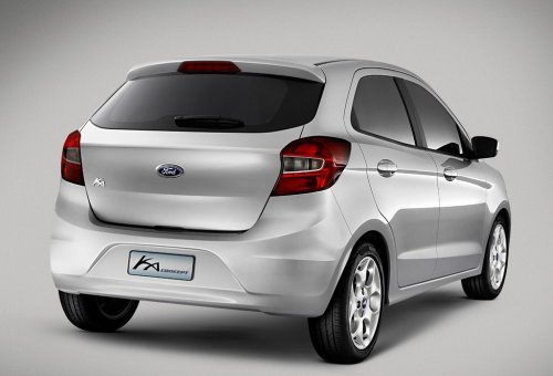 ford-ka-concept-3 & Ford to unveil global compact car concept at 2014 Auto Expo - Car ... markmcfarlin.com