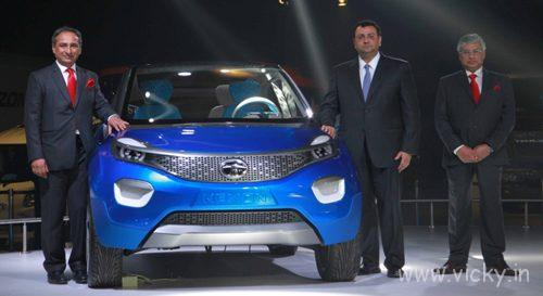 Tata Showcases 18 New Vehicles New Concepts At The Auto Expo 2014