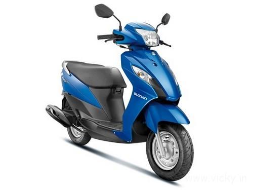 Suzuki Lets Weight
