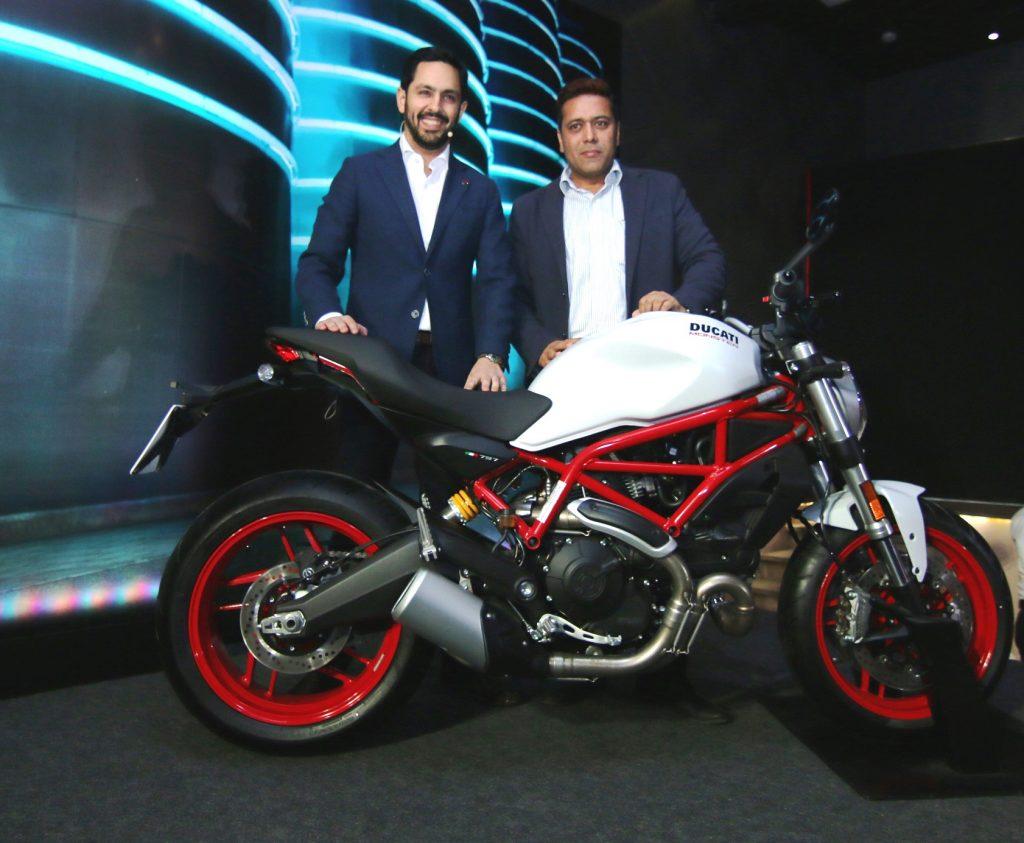 Ducati stren... Ducati India Wiki